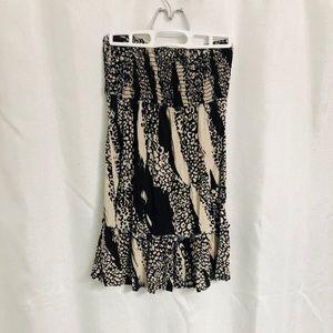 Daytrip strapless mini dress
